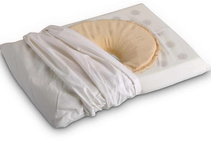 Cuscino culla antisoffoco casamia idea di immagine for Misure cuscino carrozzina