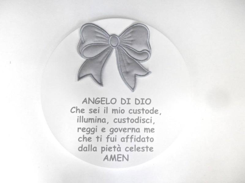 Preghiera nenie angelo di dio baby arredi for Baby arredi