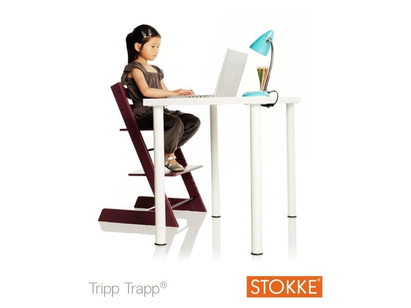 Tripp trapp stokke sedia spedizione gratuita