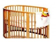 Sleepi bed Stokke lettino