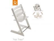 Tripp Trapp Stokke con Baby set e cinture Harness SPEDIZIONE GRATUITA