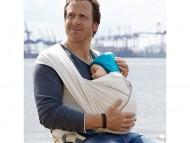Fascia Sling porta bebè Manduca my baby sling