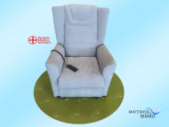 Poltrona Day Med Global Relax con Roller System