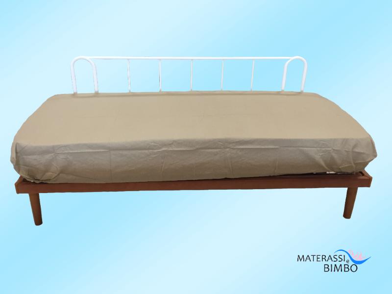 Sponda barriera regolabile in altezza nostra produzione - Barriera letto foppapedretti ...