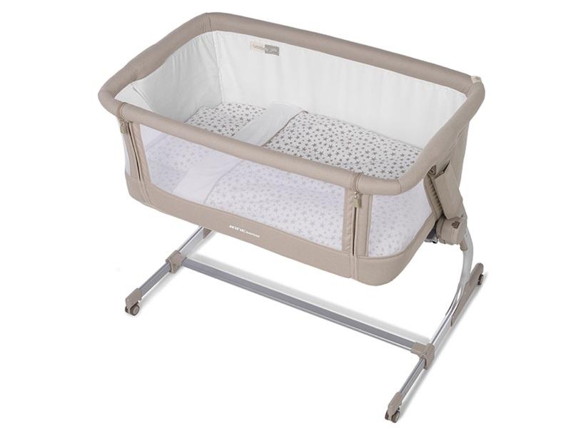 Culla jan fianco letto baby side - Culla che si attacca al letto prenatal ...