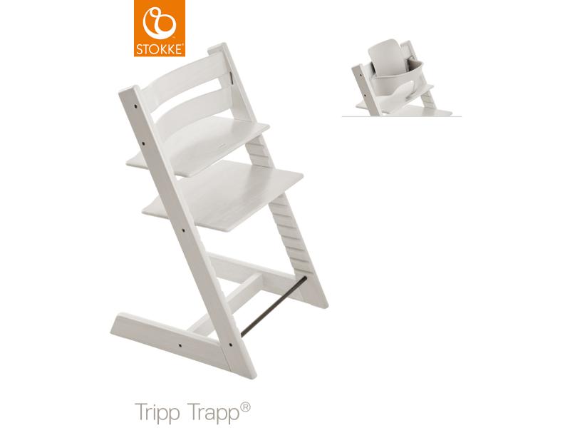 Tripp trapp stokke seggiolone con baby set for Seggiolone stokke tripp trapp amazon